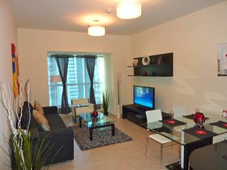 Luxurious 1-Br Apartment, Dubai Marina - United Arab Emirates vacation rentals