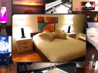 1 Bedroom Luxury Riverfront Suite + Bar - Detroit vacation rentals