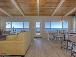 Beachfront Retreat - Right on the Beach!!! - Conway vacation rentals