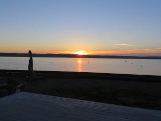 Beachfront Retreat - Right on the Beach!!! - Stanwood vacation rentals