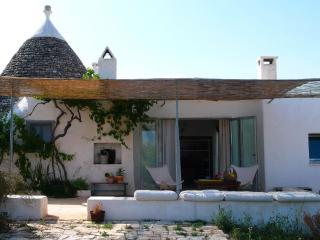 Beautiful  house-Trullo  in Puglia,Italy - Martina Franca vacation rentals
