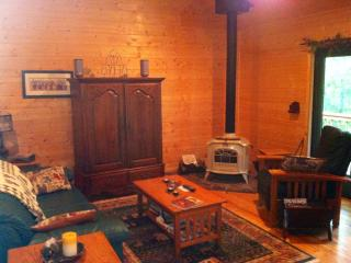 Escape to the BEAUTIFUL COOL MOUNTAINS in North Georgia - Blairsville vacation rentals