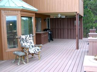 3 bedroom House with Hot Tub in Ruidoso - Ruidoso vacation rentals