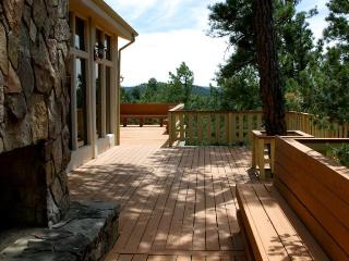 Comfortable House with Hot Tub and Grill - Ruidoso vacation rentals