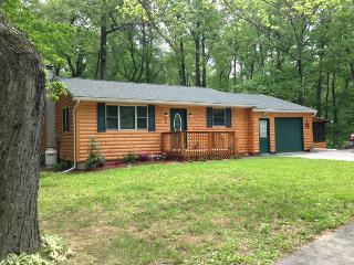 Perfect 3 bedroom Cabin in Danielsville with Internet Access - Danielsville vacation rentals