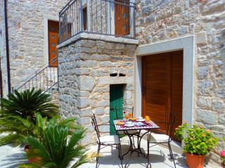 Dalmatian stone house Jelsa - Hvar Ap1 - Island Scedro vacation rentals