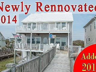 Island Drive 4390 -5BR_SFH_OF_12 - North Topsail Beach vacation rentals