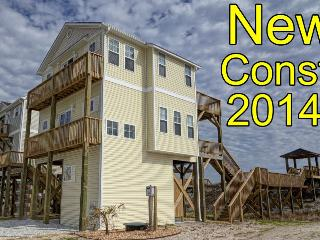 New River Inlet Rd 1274 -2BR_SFH_OF_6 - North Topsail Beach vacation rentals