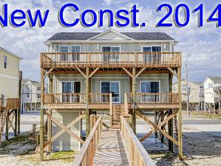 New River Inlet Rd 1276 -4BR_SFH_OF_6 - North Topsail Beach vacation rentals