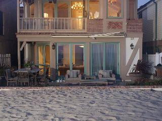 Dazzling Beach Front Single Family Home (68354) - Newport Beach vacation rentals