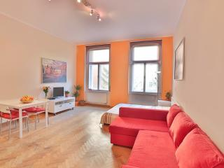 Orange apartment in city center - Bohemia vacation rentals
