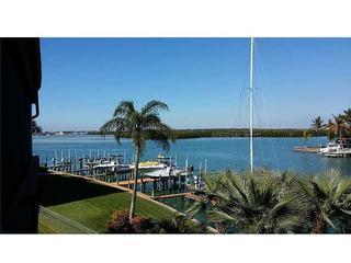 View from Balcony - Amazing Views - Treasure Island - Inter Waterway - Treasure Island - rentals