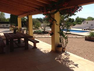 Impressive Cottage with pool in Mallorca - Consell vacation rentals