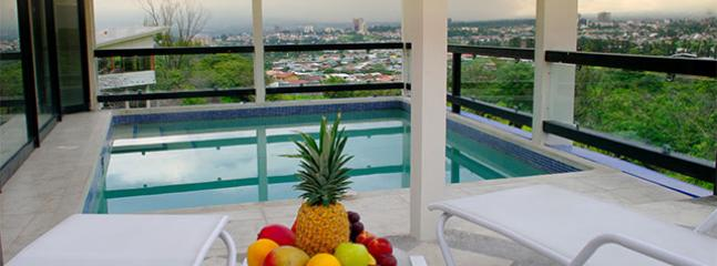 Casa Cristal: EIGHT BEDROOM POOL MANSION - Escazu vacation rentals