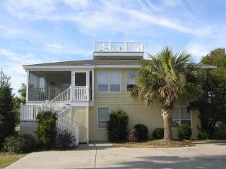 Spacious House with Balcony and Porch - Pawleys Island vacation rentals