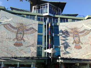 Mosaic Condo with City Views - June - Sept. - Vancouver Island vacation rentals