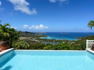 Pasha at Lurin, St. Barth - Ocean View, Pool - Lurin vacation rentals