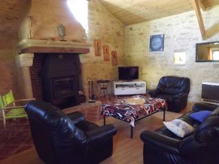 Nice Gite with Internet Access and Fireplace - Thouarce vacation rentals