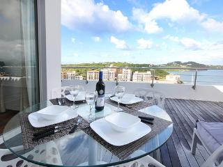 Blue Residence Unit 708B at Cupecoy, Saint Maarten - Communal Pool, Walk To Beach - Cupecoy vacation rentals