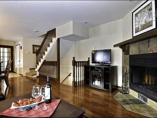 Breathtaking Views of the Mountains and Golf Course - Cozy Wood Burning Fireplace (6003) - Mont Tremblant vacation rentals