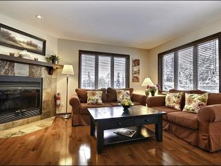 Cozy Wood Burning Fireplace - Summer Community Outdoor Pool (6013) - Mont Tremblant vacation rentals
