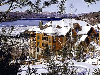 Walk to Village Shops and Restaurants - Panoramic View of Lake Tremblant (6078) - Quebec vacation rentals