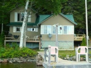 #117 Lakefront camp with beautiful beach & dock - Greenville vacation rentals