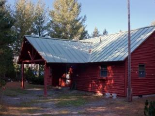 #130 Property with protected dock & cove on Moosehead Lake - Greenville vacation rentals
