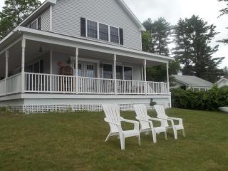 Lakefront Farmhouse on Winnisquam NH - Lakes Region vacation rentals
