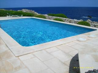 Sea Frontline House with180 degree panoramic sea views - Mercadal vacation rentals