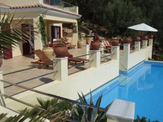 Luxury villa on Lefkas - Perigiali vacation rentals