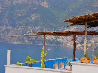 Amalfi Coast Villa in Praiano, Secret Paradise -  Views of Positano. - Policoro vacation rentals