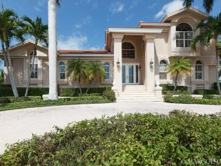 PETTIT COURT - Tommy Bahama Island Estate; a Manatee Playground !! - Marco Island vacation rentals