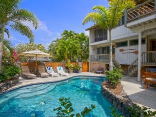 Kona Beach Rental 6 Bdrm, 5 Bath, Private Pool - Kailua-Kona vacation rentals