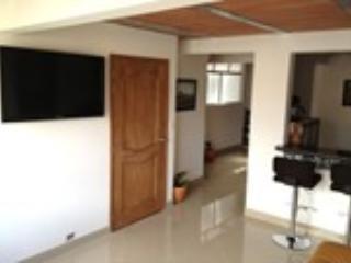smart tv with wifi - 2 Bedroom 1 Bath New Apartment- 201 - Medellin - rentals