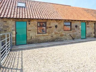 COW BYRE COTTAGE, feature beams, lawned garden with furniture, close to coast, Ref 5063 - Aislaby vacation rentals