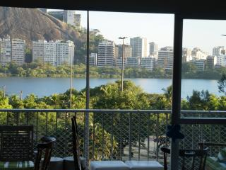 RJ:Front of Lagoon, near Ipanema, Front Of O.GAMES - Rio de Janeiro vacation rentals