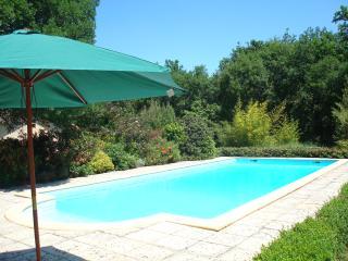 Bright spacious gite near Cahors with pool - Prayssac vacation rentals