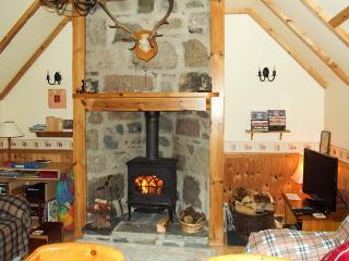CASTLETON COTTAGE, beautiful scenery on the doorstep, woodburner, in Braemar, Ref 8465 - Braemar vacation rentals