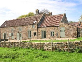 THE LONG BARN, en-suite facilities, two woodburners, beautiful views, near Goathland, Ref 22014 - Goathland vacation rentals
