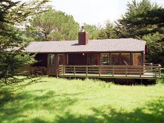 Comfortable ranch-style home- large yard, fireplace, satellite, kitchen - North Coast vacation rentals