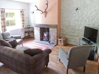 9 THE GREEN, terraced, single-storey, en-suite, woodburner, hot tub, in Piercebridge, Ref 31080 - Piercebridge vacation rentals