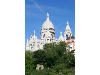 Sacre Coeur One Bedroom with Terrace - Paris vacation rentals