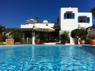 Casa Alegria Villa Apartment ( beach location) - Santa Eulalia del Rio vacation rentals
