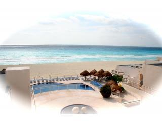 View from Balcony - 2 bedroom 2 Bath... Brand New...Seeps up to 6 - Cancun - rentals