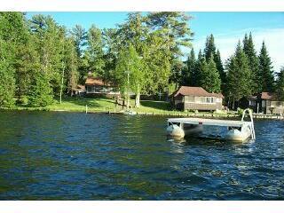 frontsm - Evergreen Lodge - Boulder Junction - rentals