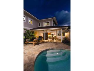 Kahela1 - Kahela Hale 4BR, Pool, A/C, Steps to Beach - Kailua - rentals
