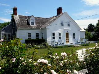 Walk to Beach; 4 bedroom, 4 ba, Cape Cod Farmhouse - West Harwich vacation rentals