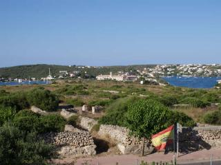 Menorcan Bay view apartment - Es Castell vacation rentals