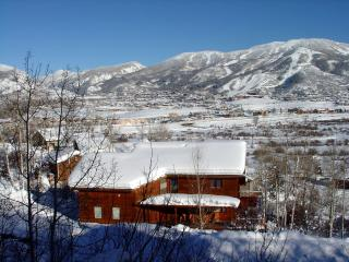 The Snowshoe Haus - Mtn Views, Wood Fireplace, Hot Tub, Pets Welcome - Steamboat Springs vacation rentals